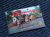 Schwinn 1970 Original Bicycle Sales Catalog~Bikes-Paramount-Stingray NOS 70