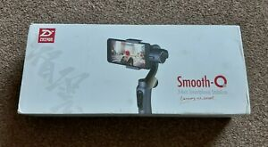 Zhiyun smooth Q 3 axis smart phone camera stabilizer gimbal in case cheap