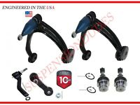 6PC Silverado 1500 Tahoe Suburban Front Upper Control Arm Lower Ball Joint Kit