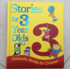 Stories For 3 Year Olds Hardback Book