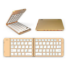 Univeral Mini Aluminium Bluetooth Keyboard Case Stand for iPad Mini Pro Samsung