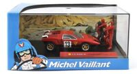 Metall Modellauto 1:43 Michel Vaillant Collection Leader marathon ink Vitrine