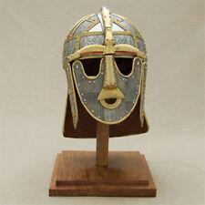 AH3802N Anglo-Saxon Sutton Hoo Helmet 700 AD, Deepeeka
