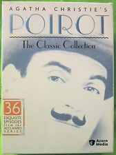 Poirot - The Classic Collection (DVD, 2005, 12-Disc Set)