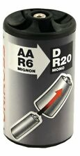 lot de 10 Uniross RA104589 adaptateur de taille de pile