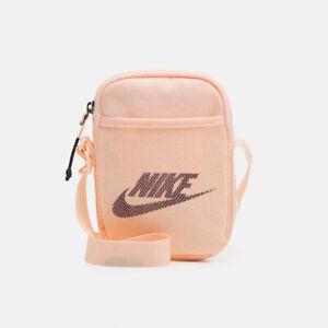 NIKE Umhängetasche Lachs Rosé 1 Liter Handytasche Crossbody Bauchtasche Bag NEU