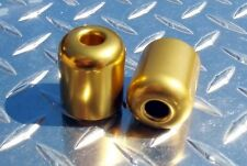 Yamaha GOLD Anodized Bar Ends / Sliders For - R1 R6 YZF-R
