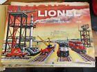 1958 Original Lionel Postwar 027 Super 'O' HO Catalog - Trains , VG (D3-14)