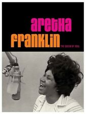 """Aretha Franklin POSTER - Amazing Image - The QUEEN of Soul - 24""""  Wall Art Print"""