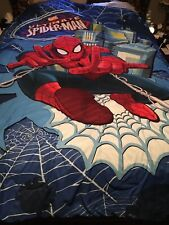 Spiderman Bedding Set For Full Size Bed