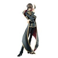 Lelouch of the Banpresto Code Geass: Lelouch EXQ figure Lelouch Lamperouge ver.2