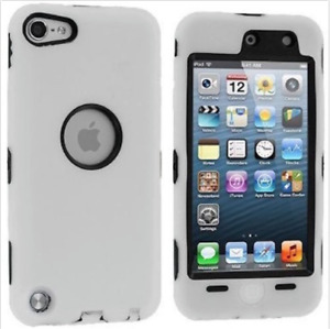 BRAND NEW Hybrid Protective Shock Proof Case for iPod Touch 5 or 6 5th / 6th Gen