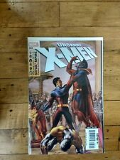 Marvel X Men Uncanny #480 Unread Condition