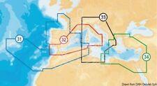 NAVIONICS Xl9-43xg Nautical Chart Mediterranean Black Sea Canaries And Azores