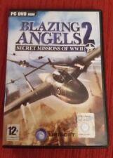 GIOCO PC DVD - BLAZING ANGELS 2 SECRET MISSION OF WW II -  ED. ITALIANA Sprea