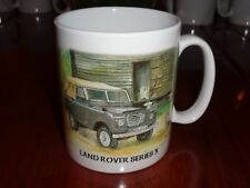 Norfolk China Ceramic Mug LAND ROVER SERIES 3 THREE