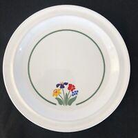Vintage Anchor Hocking Greenhouse C8700/42 Salad Plates Set Of 4 Japan - Nuna