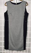 JONES NEW YORK WOMEN'S DRESS NWT $149 COLORBLOCK 14W HOUNDSTOOTH WORK CAREER