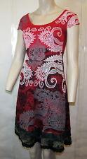 "B New Desigual collection Elegant & Stylish dress ""Liz"" Gorgeous colour ""Medium"""