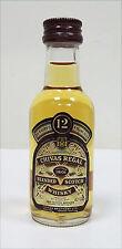Miniature / Mignon Scotch Whisky CHIVAS REGAL 12yo (e)