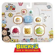Disney Vinyl Tsum Tsum SERIES 2 9 Pack  Winnie the Pooh Cheshire Cat Pluto Alien