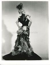 SEXY JAYNE MANSFIELD  50s VINTAGE PHOTO R70 #1