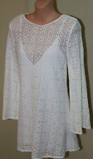 Womens Gorgeous White Dress -- The Fifth Label - Size S
