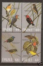 PALAU  # 99-102 MNH Song Birds