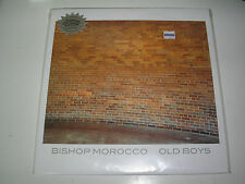 "Bishop Morocco Old Boys 12"" 45 EP New unplayed 180 gram with download coupon"