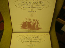 2 BOX 11 LP MOZART-Piano Solo WALTER GIESEKING-JAPAN PRESS-ANGEL AB 9010E-9015F