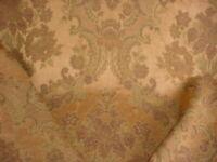 5-1/8Y Kravet Couture 23144 Short Hills Sand Floral Brocade Upholstery Fabric