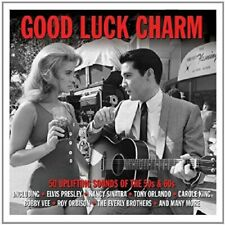 Good Luck Charm 2-CD NEW SEALED Elvis Presley/Dion/Nancy Sinatra/Tommy Roe+