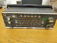 Vintage NordMende Globetraveler Radio Receiver FM/BC/MB/SW FOR PARTS READ