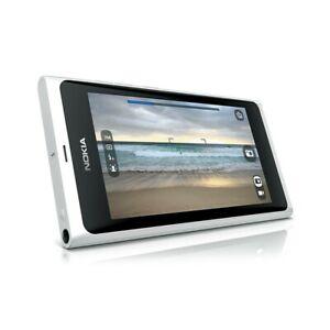 Smartphone Nokia Lumia N9 Glossy White 16GB 3,9? Amoled Meego Carl Zeiss