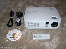 NEC V230X XGA DLP Projector Data/Video/VT/HDTV/HD-Ready Projector NP-V230