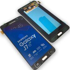 écran LCD ENSEMBLE COMPLET gh97-18855b Noir pour Samsung Galaxy J7 J710F 2016
