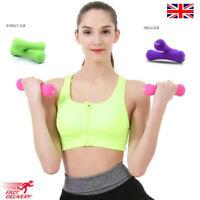 Women Fitness Slimming Hand Weights Home Exercise Training Bodybuilder Dumbbell
