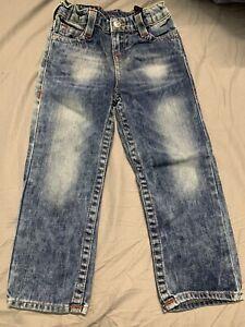 True Religion Boys Ricky Super T Jeans, Size 4