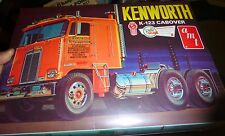 AMT Kenworth K-123 CABOVER 1/25 Truck Model Car Mountain KIT FS In stock 687
