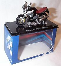 Atlas motorbike Moto Guzzi Breva V110 1-24 Scale New in Case
