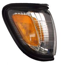 Fits 01-04 Toyota Tacoma Black Corner Light Turn Signal - RIGHT