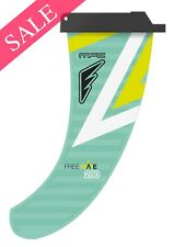 NEW MFC Freewave Windsurf Fin POWER BOX 36cm RRP £110 GR/YL SAVE £££