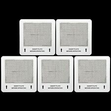 5 Ozone Plates For Alpine Ecoquest Vollara Living Air Purifiers AAA+++QUALITY!!!