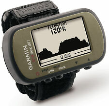 New Garmin Foretrex 401 Wrist Handheld Outdoor GPS Navigator Watch 010-00777-00