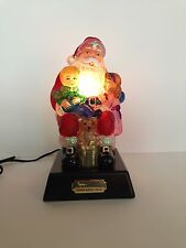 Old World Christmas 2014 Wishes and Dreams Santa Light #529769