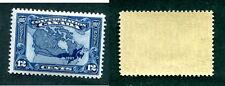 MNH 12 Cent Map Stamp #145 (Lot #12375)