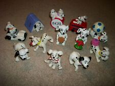 12 101 DALMATIONS MCDONALD HAPPY MEAL TOYS