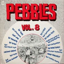 PEBBLES - VOL 08 - RARE 60s GARAGE COMP LP