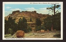 Vedauwoo Glen, Sherman Hill Postcard--Wyoming