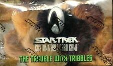 STAR TREK CCG : TROUBLE WITH TRIBBLES BOOSTER BOX - 3x BOX LOT